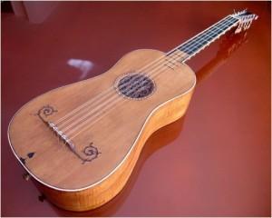 Sabionari Guitar 1